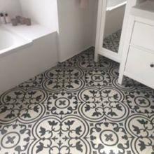 Realisaties van vloeren en wanden | Tegels Trossaert